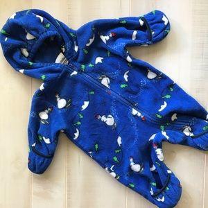 Columbia Baby Boy Snowsuit Outerwear Blue 0-6 M